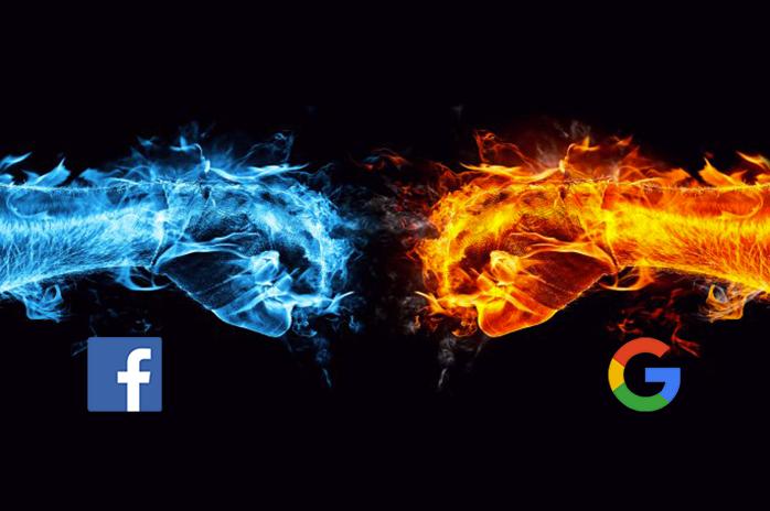 Aziende locali, Facebook o Google